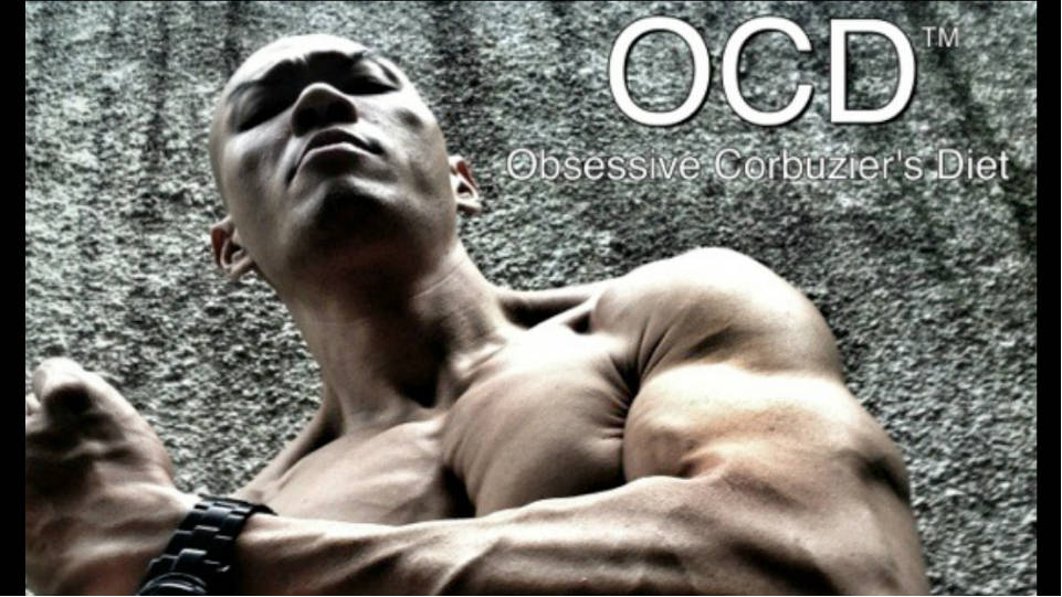 OCD + Seven Minutes Workout = Badan Atletis